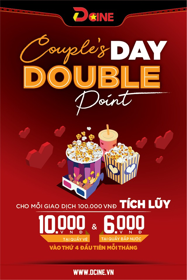 COUPLE'S DAY - DOUBLE POINT